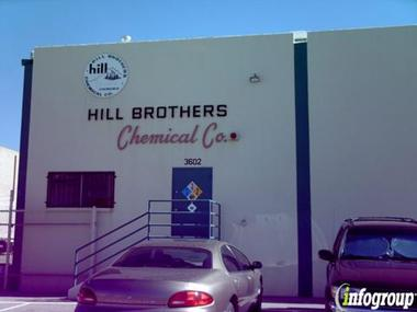 Hill Brothers Chemical Co