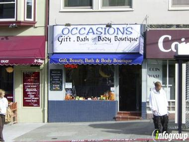 Occasions Boutique