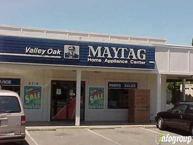 Valley Oak Maytag Appliance