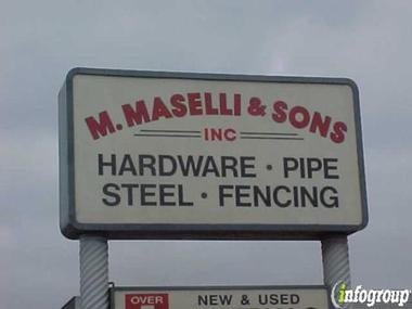 Maselli M & Sons Inc.