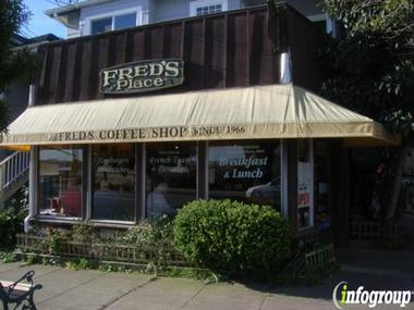 Fred&#039;s Coffee Shop
