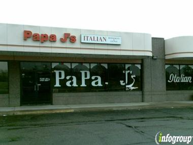 Papa J&#039;s Italian Restaurant
