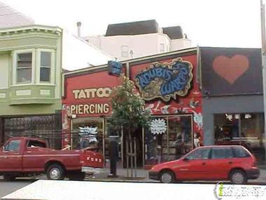 Haight Ashbury Tattoo & Prcng