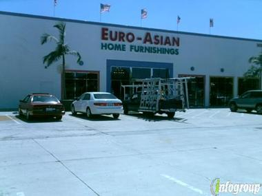 Euro Asian-Furnishings Inc