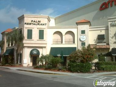 Palm Restaurant, Tampa