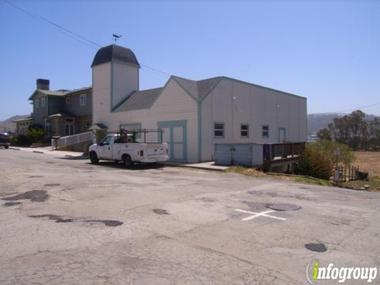 Pedro Point Firehouse