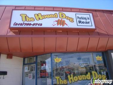 Hound Dog Hot Dog Shop