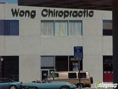 Wong Chiropractic Ctr