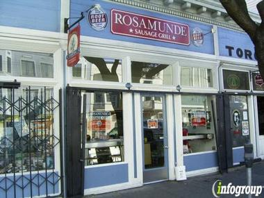 Rosamunde Sausage Grill