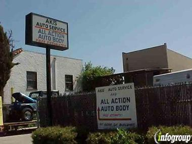 Aki Auto Svc & Body Shop