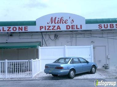 Mike's Pizza & Deli Station