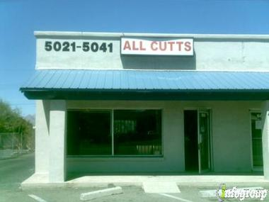 All Cutts Family Barber Shoppe