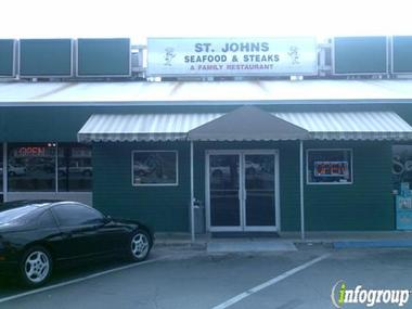 St Johns Seafood &amp; Steaks