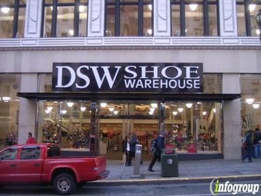 DSW Shoes - San Francisco