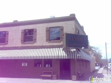 Hanson&#039;s Grill &amp; Tavern