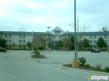Fairfield Inn-Lombard