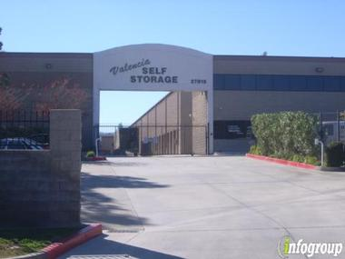 Valencia Self Storage