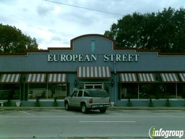European Street Cafe