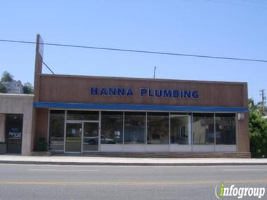 Hanna Plumbing & Supply Inc