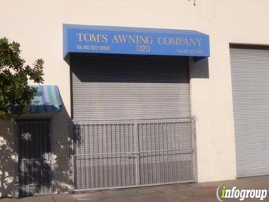 Tom's Awning Company