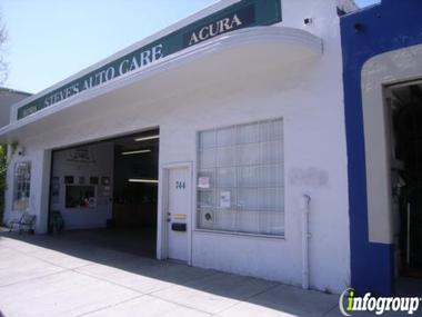 Steve&#039;s Auto Care