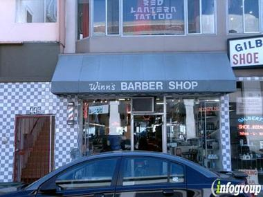 Winns Barber Shop
