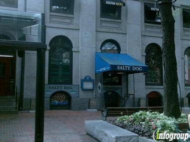 Salty Dog Seafood Grille & Bar