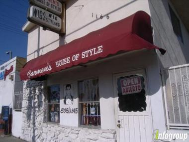 Carmen&#039;s House Of Style