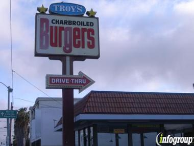 Troy&#039;s Burgers