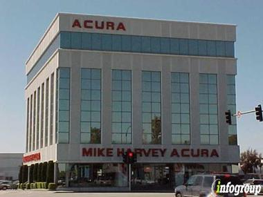 Mike Harvey Acura