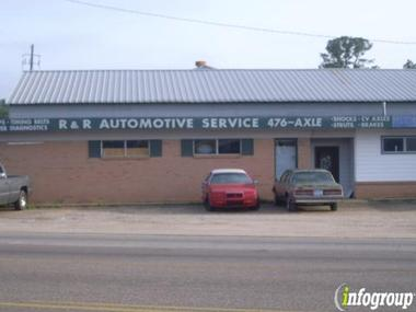 R &amp; R Automotive