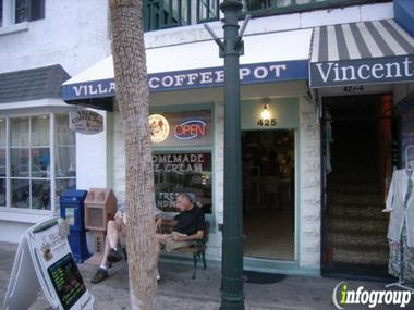 Village Coffee Pot Of Mt Dora
