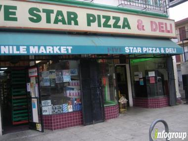 Star Pizza & Deli