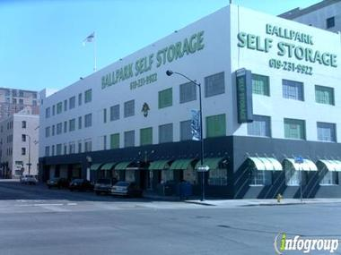 Ballpark Self Storage