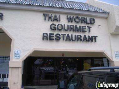 Thai World Restaurant