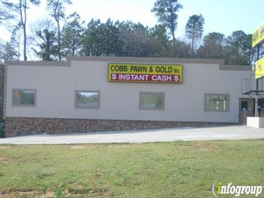 Cobb Pawn & Gold Inc