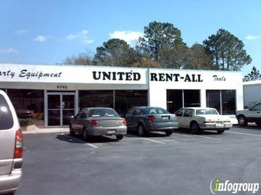 United Rent-All