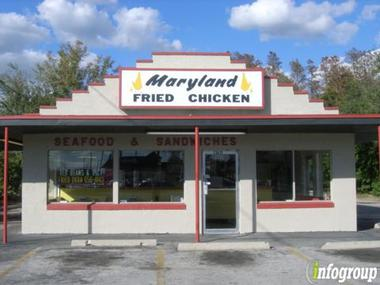 Maryland Frd Chkn Winter Grdn