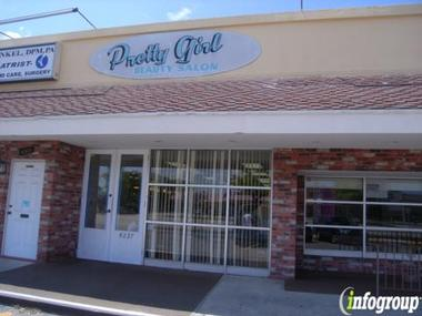 Pretty Girl Beauty Salon