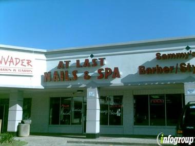 At Last Nails & Spa