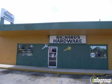 Richard's Hardware