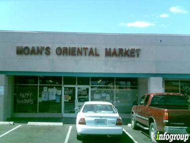 Moan&#039;s Oriental Market