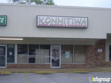 Konnitiwa Sushi &amp; Steakhouse