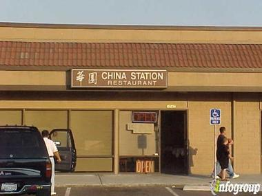 China Station