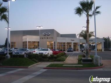 Fresno Infiniti Parts Dept