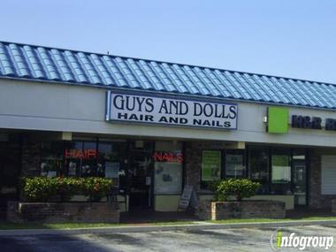 Guys &amp; Dolls Hair Salon