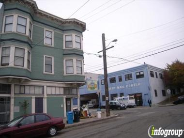 Pawtrero Hill Bathhouse & Feed