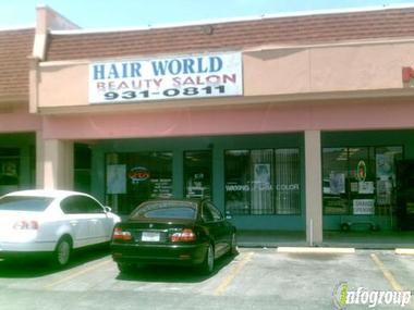 Hair World Beauty Salon