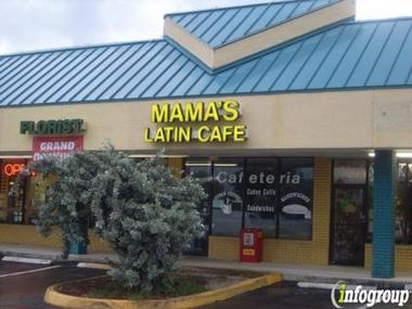 Mama&#039;s Latin Cafe