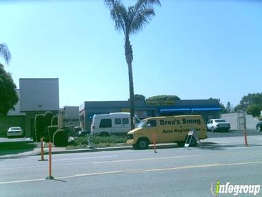 Brea&#039;s Smog Test Only